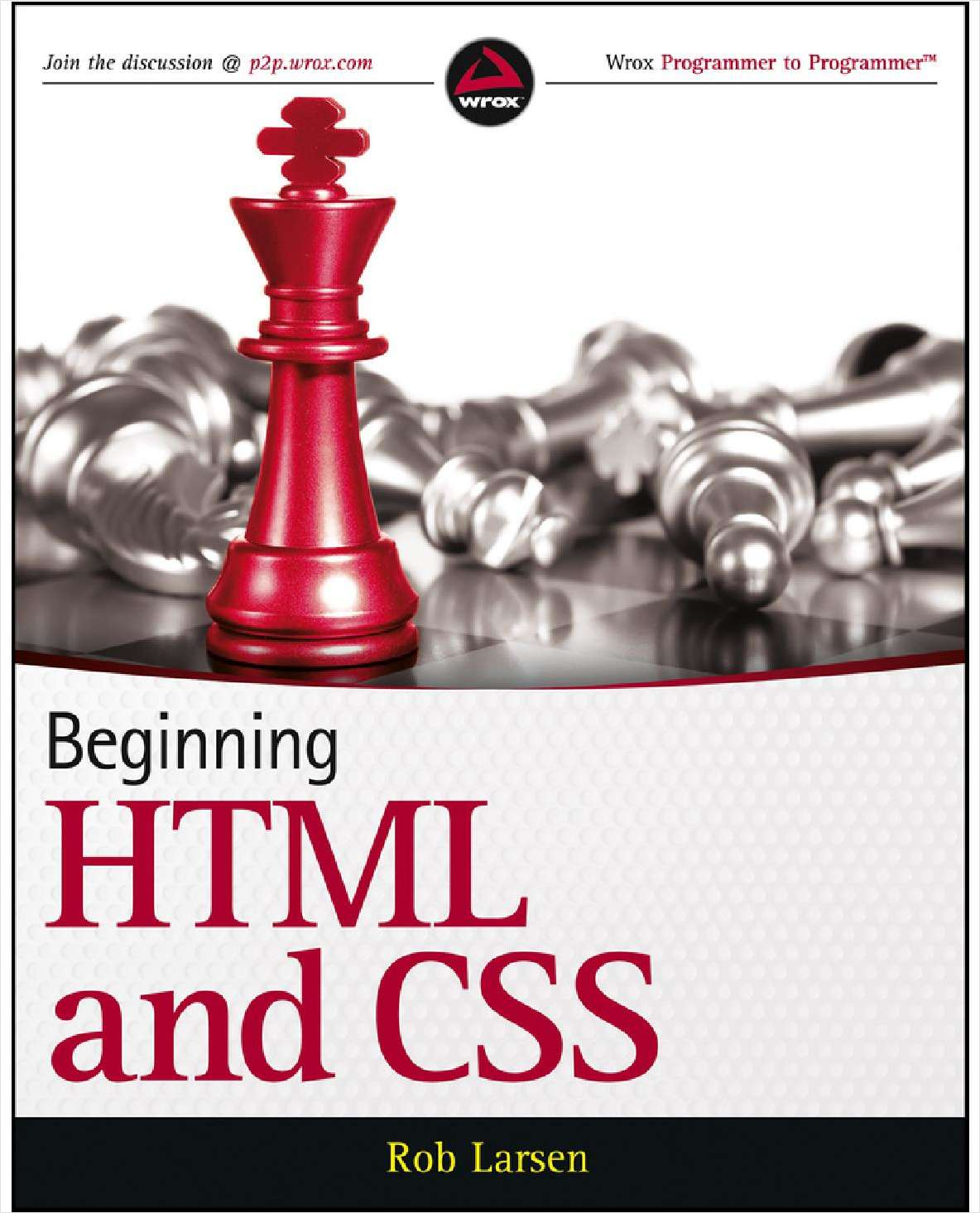 Beginning HTML and CSS -- Free Sample Chapter
