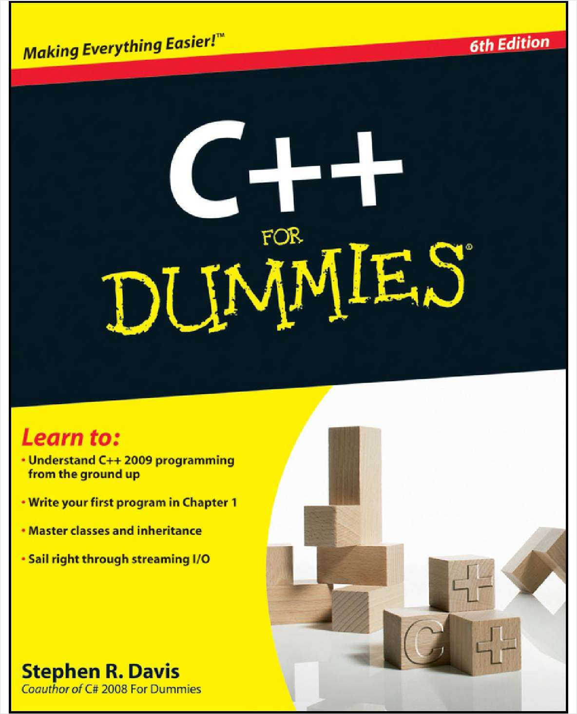 C++ For Dummies--Free Sample Chapters