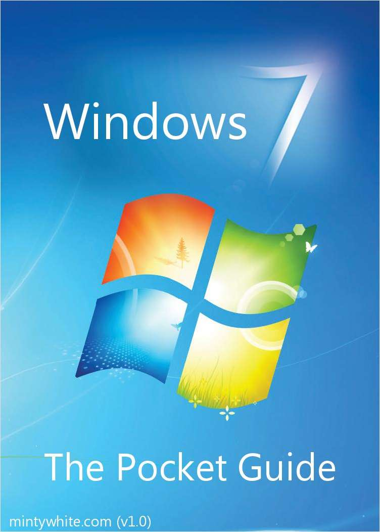 Windows 7 - The Pocket Guide