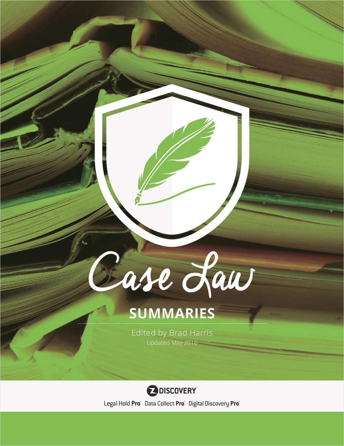 The definitive guide to preservation case law request your free white paper
