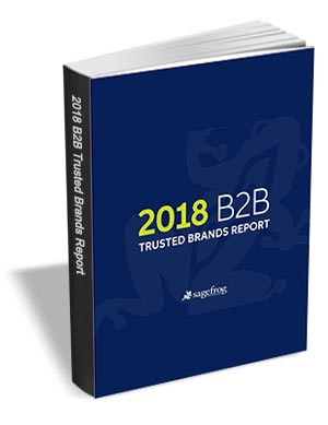 2018 B2B Trusted Brands Report