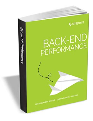 Back-end Performance ($29 Value) FREE For a Limited Time