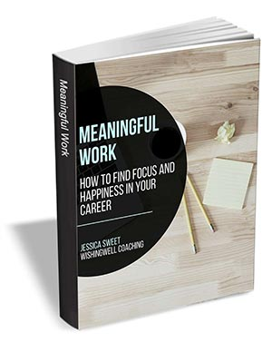 Meaningful Work - How to Find Focus and Happiness in Your Career