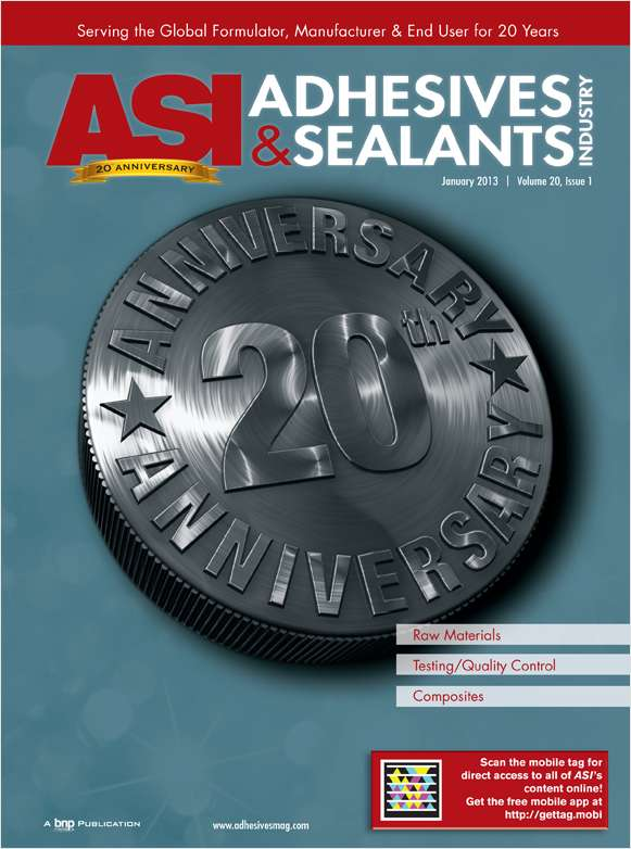 Adhesives & Sealants Industry
