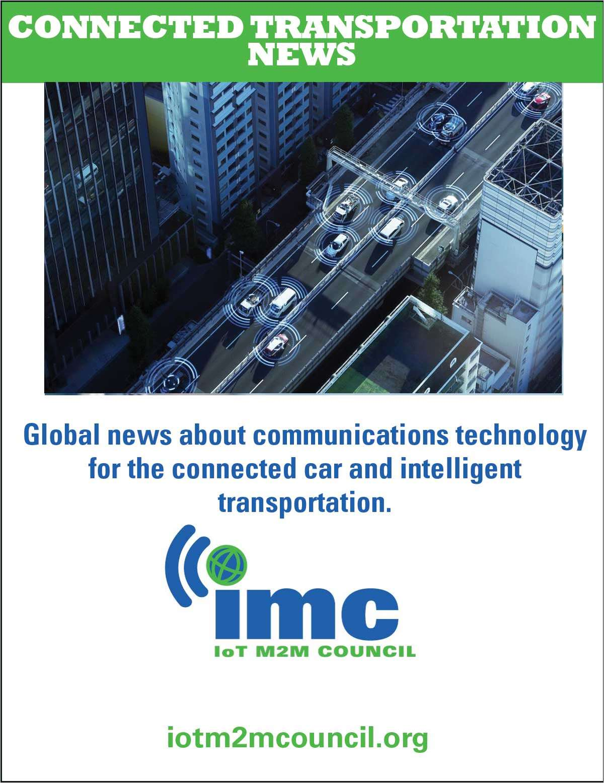 CONNECTED TRANSPORTATION NEWS