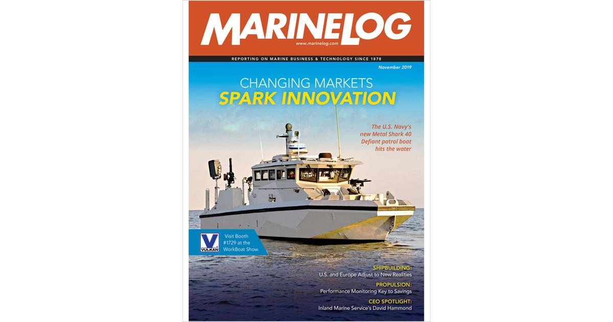 Marine Log, Free Marine Log Magazine Subscription Subscription