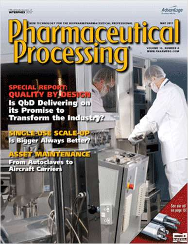 Pharmaceutical Processing