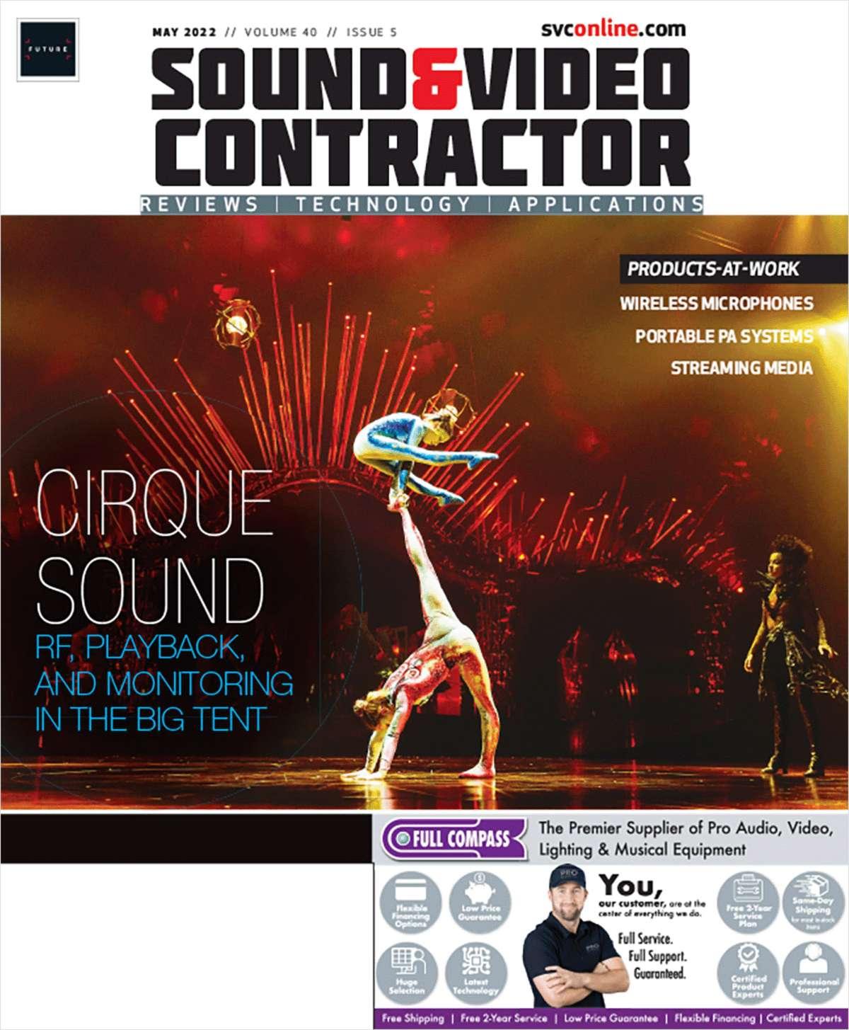 Sound & Video Contractor