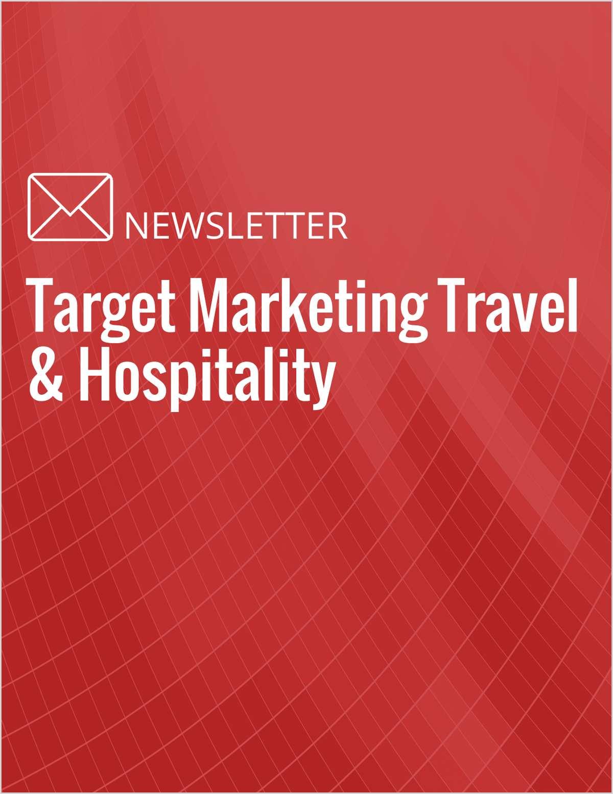 Target Marketing Travel & Hospitality