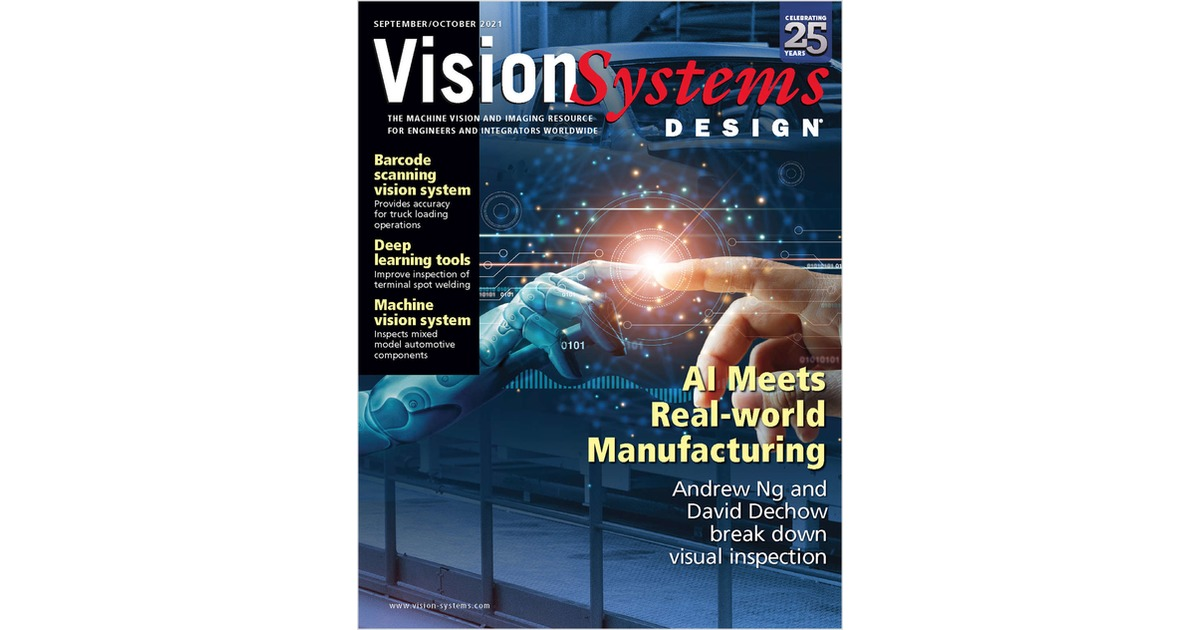 Vision Systems Design, Free Vision Systems Design Magazine