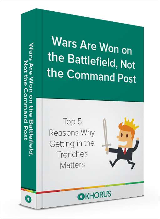 Wars Are Won on the Battlefield, Not the Command Post