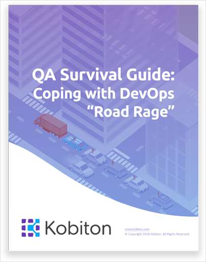 QA Survival Guide: Coping with DevOps Road Rage