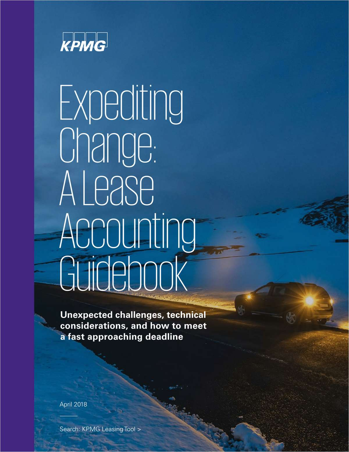 Expediting Change: A Lease Accounting Guidebook
