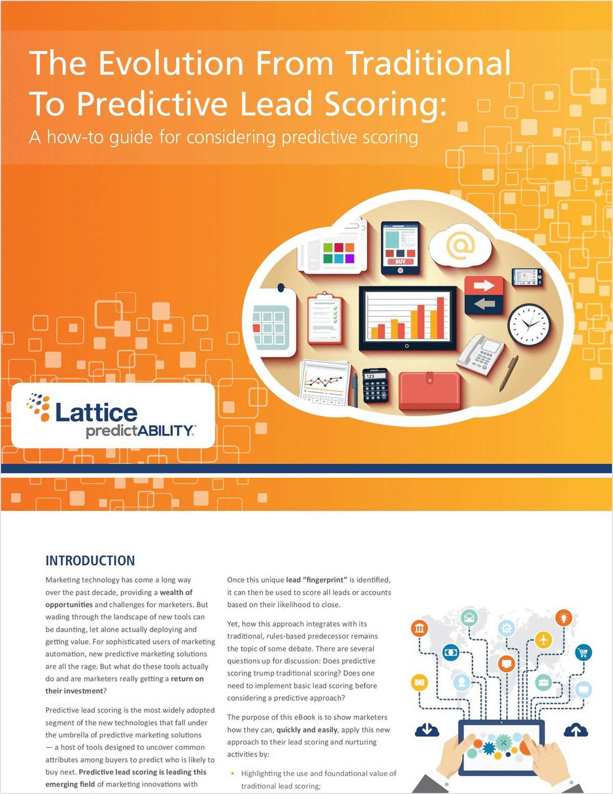 The Evolution of From Traditional to Predictive Lead Scoring