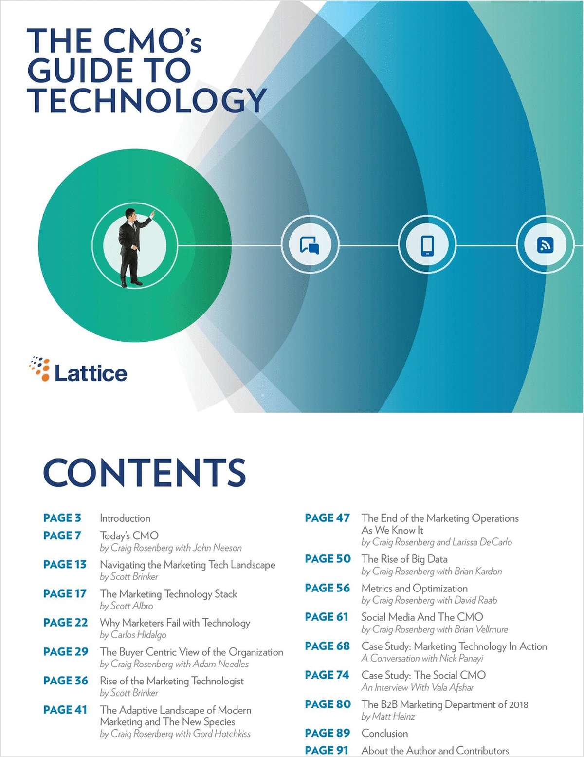 The Ultimate Technology Guide for CMOs