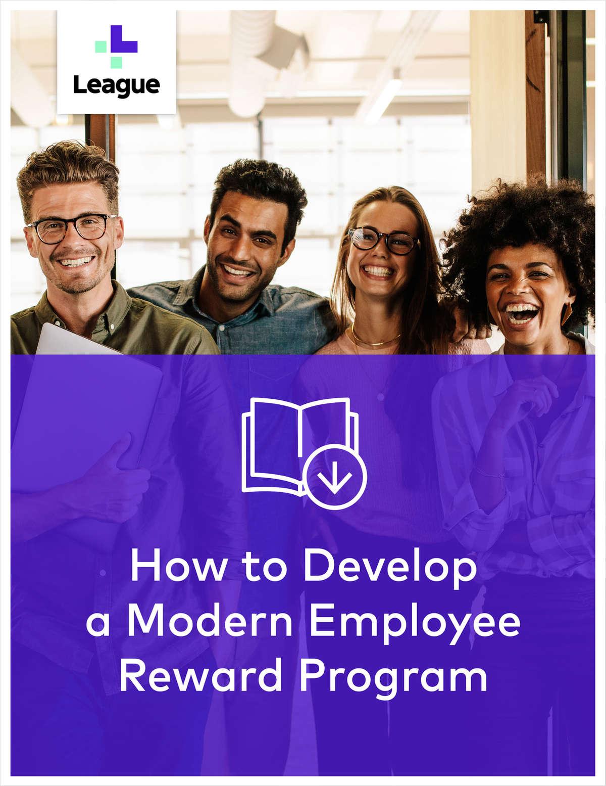 Rethinking Rewards - How to Develop a Modern Employee Reward Program