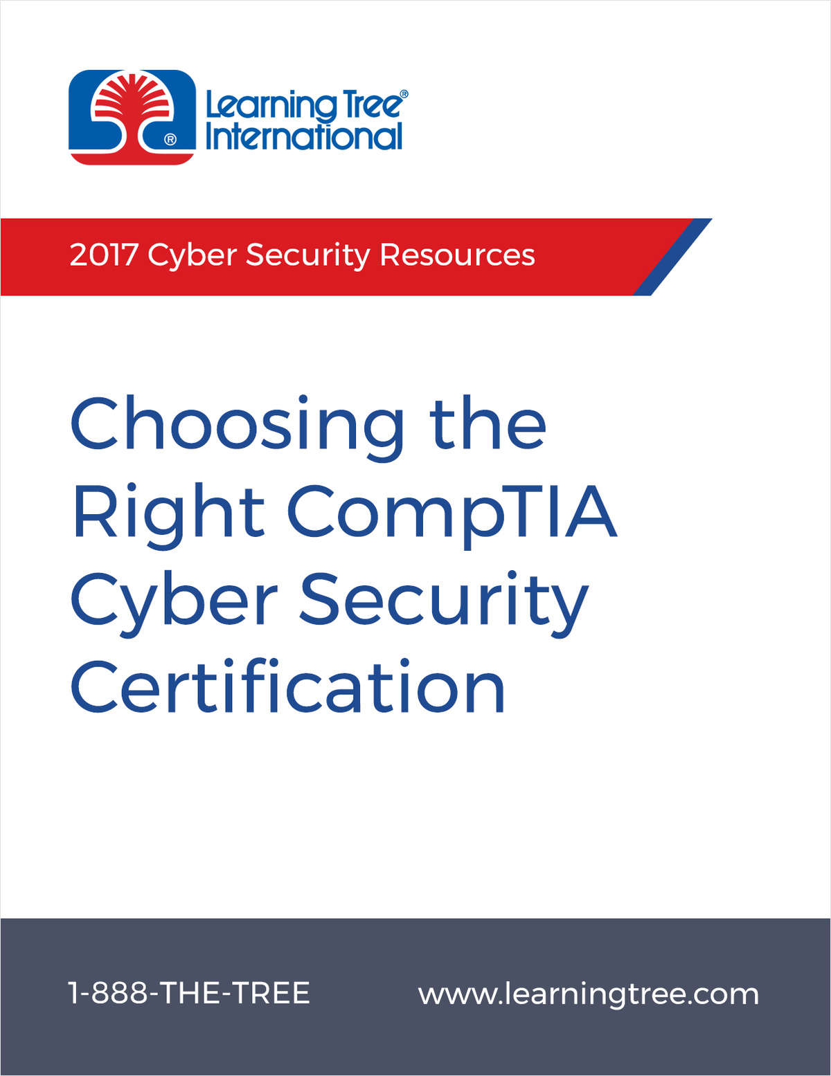 A Career Guide to CompTIA Cybersecurity Certifications