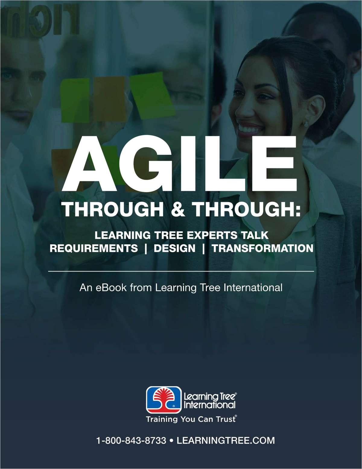 Agile Through & Through