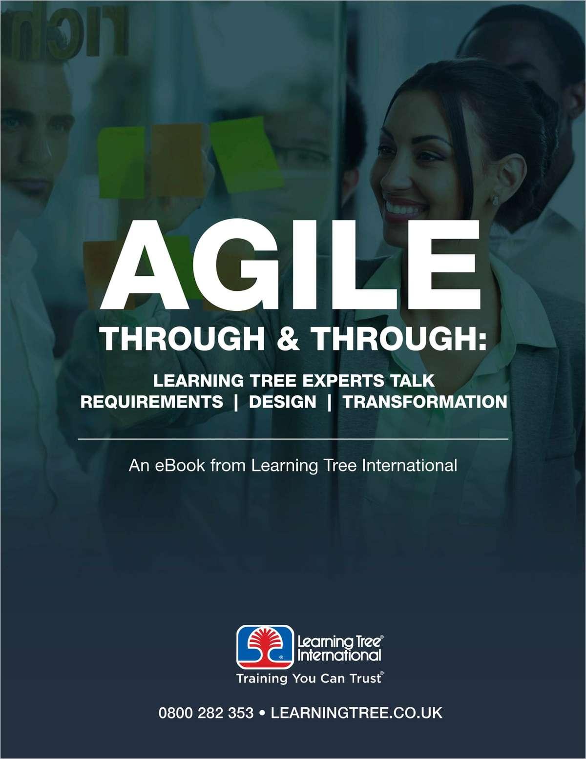 Agile Through & Through - UK
