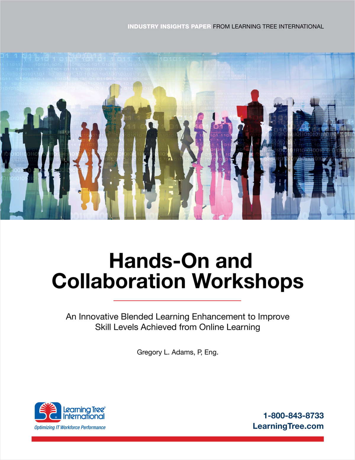 Improve Results from Online Learning: Combine with Collaboration Workshops