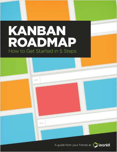 The Kanban Roadmap