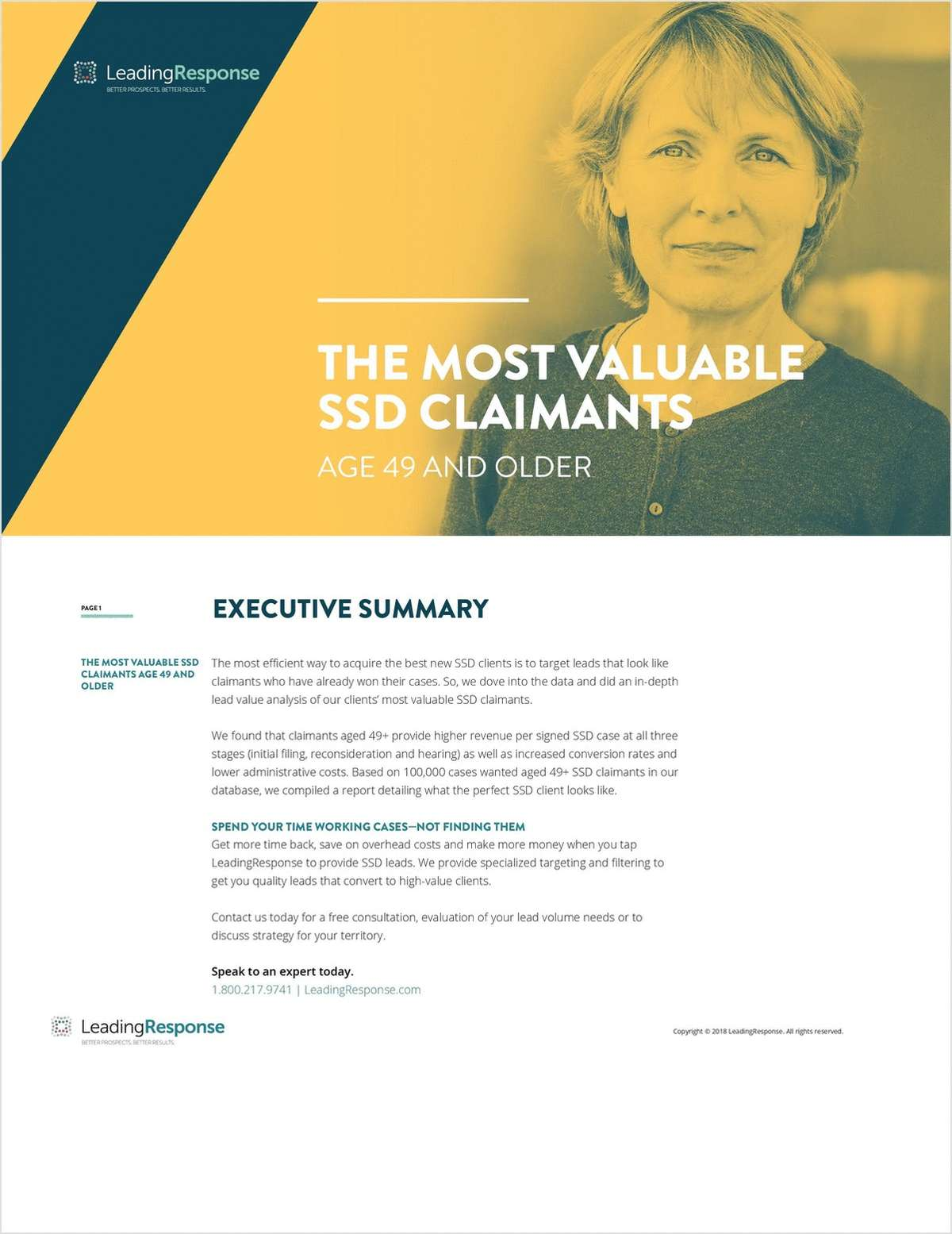 The Most Valuable SSD Claimants