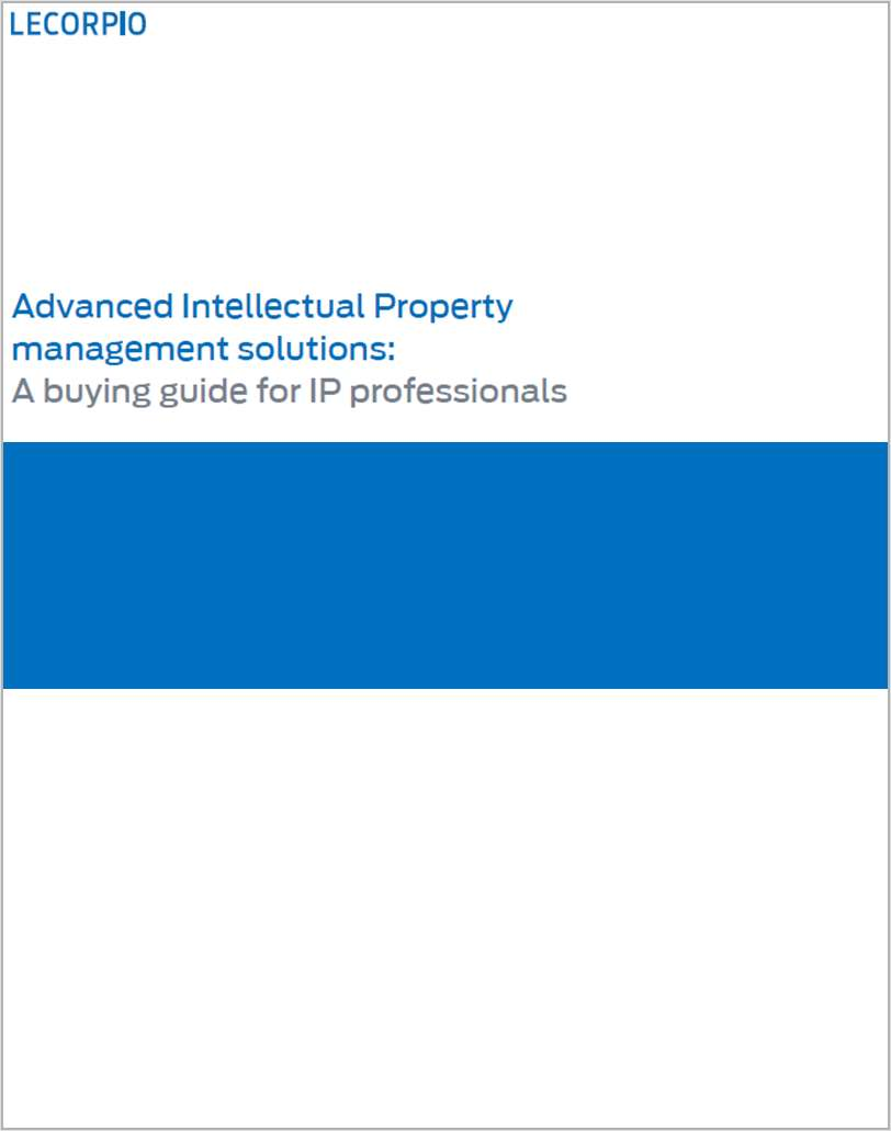 Advanced Intellectual Property Management Solutions