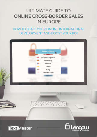 Ultimate Guide to Online Cross-Border sales in Europe
