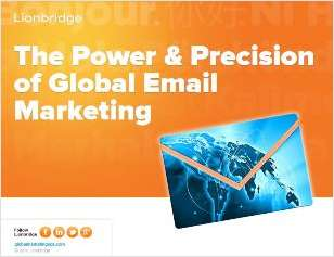 Executing a Successful Global Email Campaign