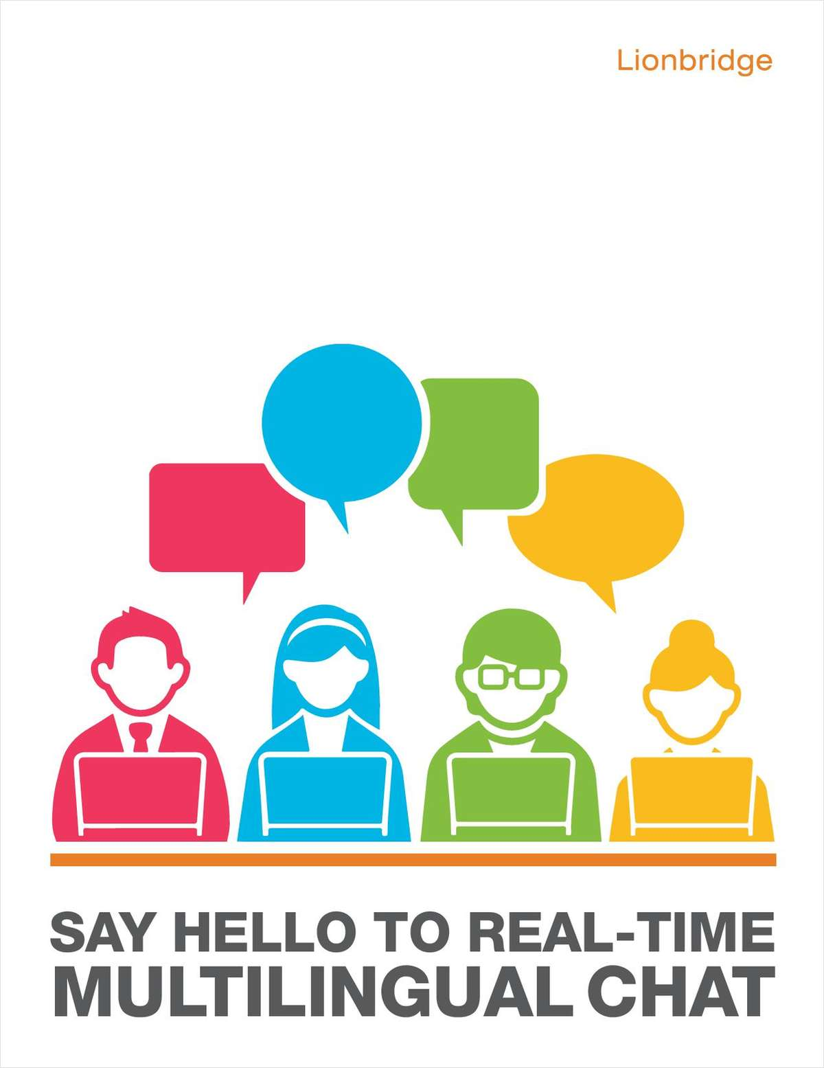 Say Hello to Real-Time Multilingual Chat