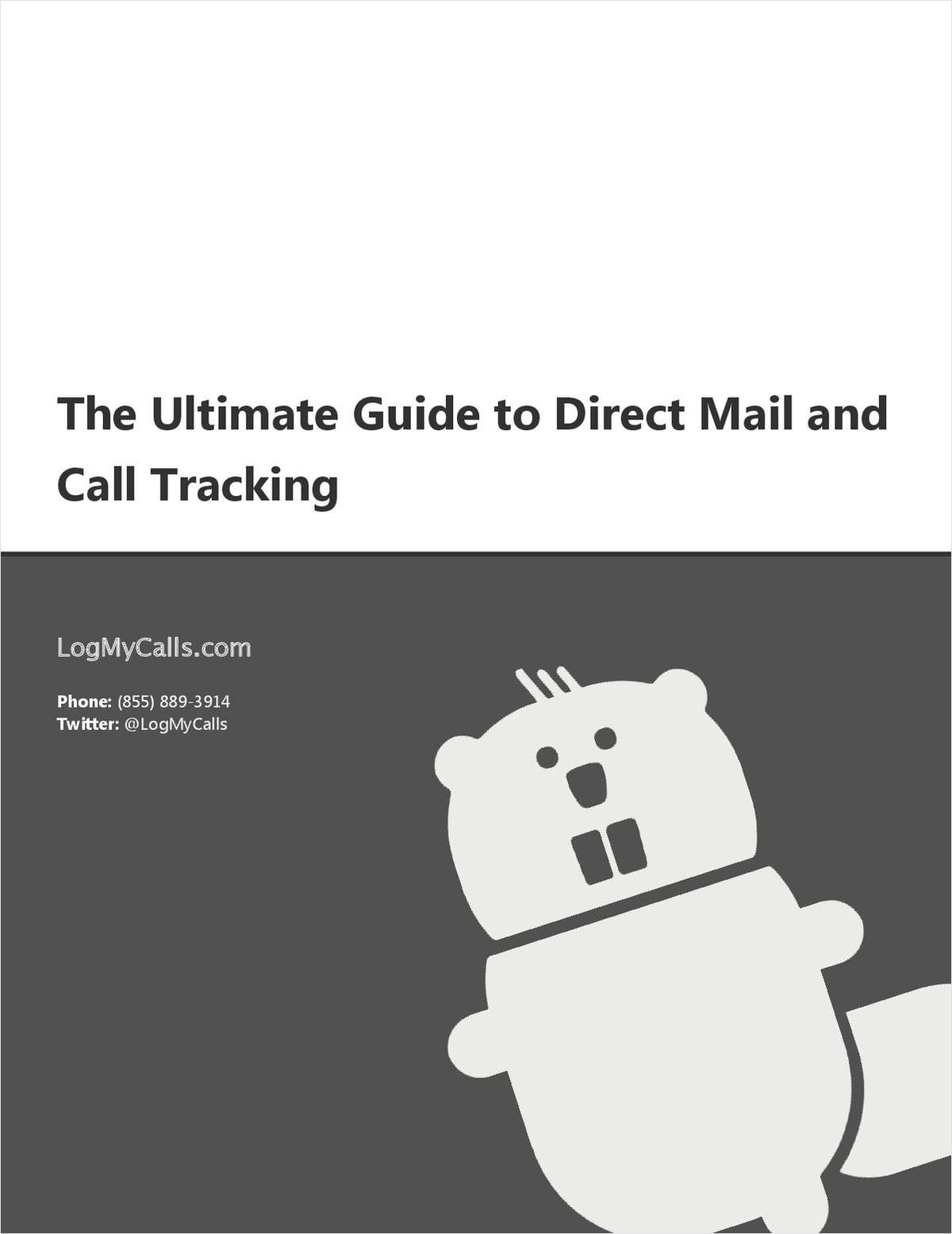 The Ultimate Guide to Direct Mail and Call Tracking