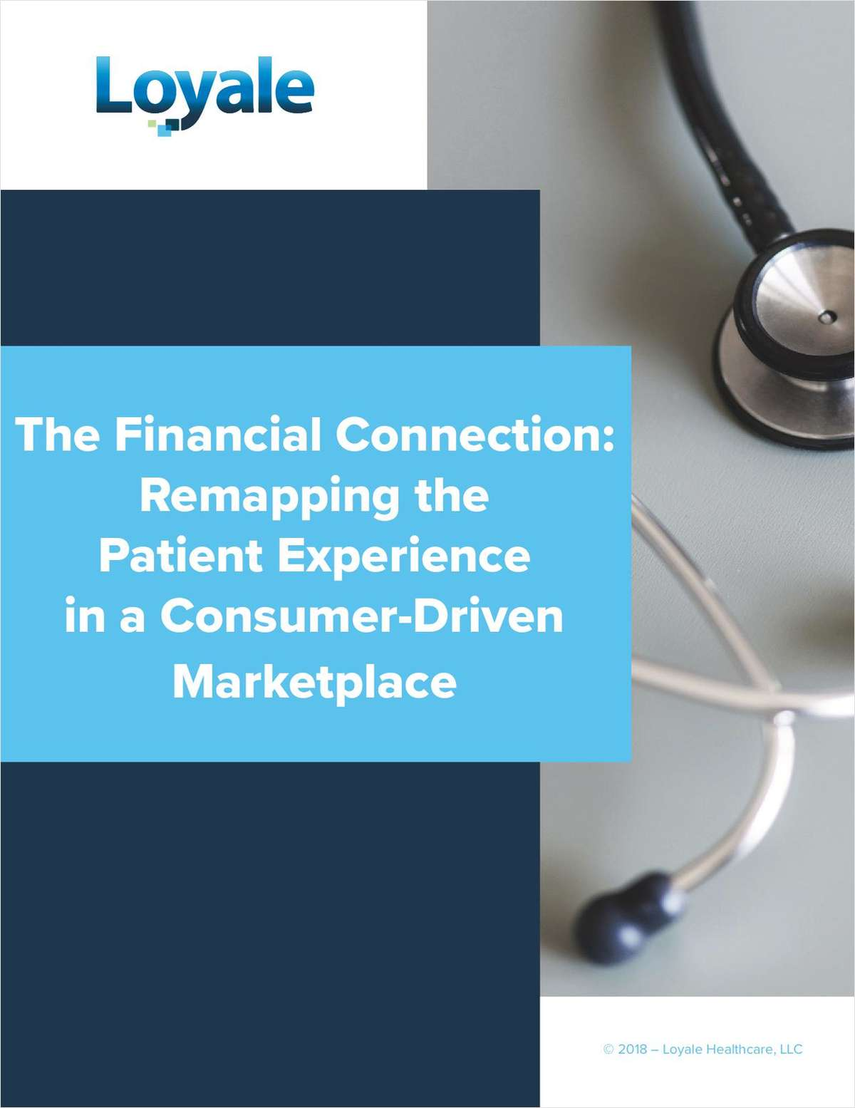 The Financial Connection: Remapping the Patient Experience in a Consumer-Driven Marketplace