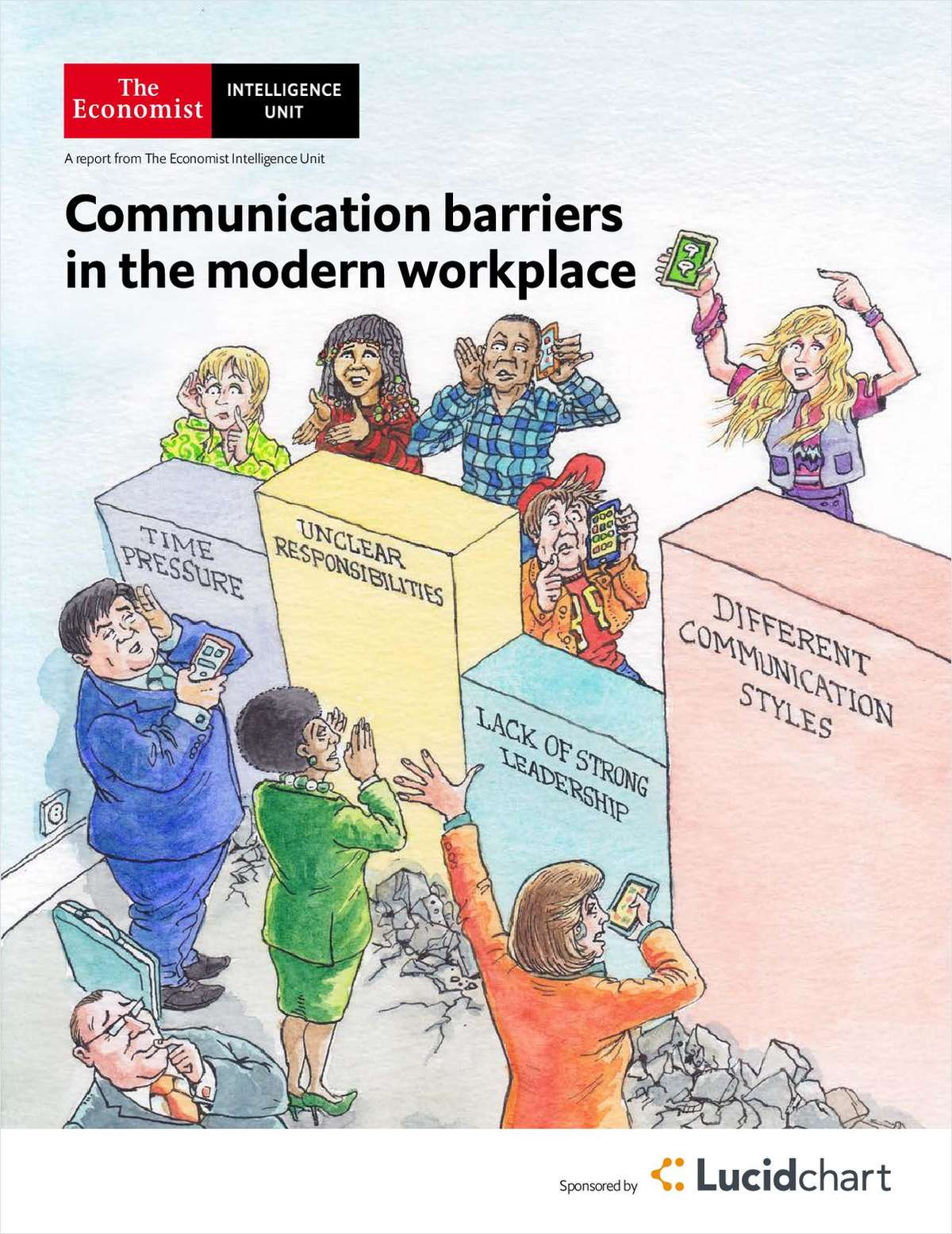 EIU Research Report: Communication Barriers in the Modern Workplace