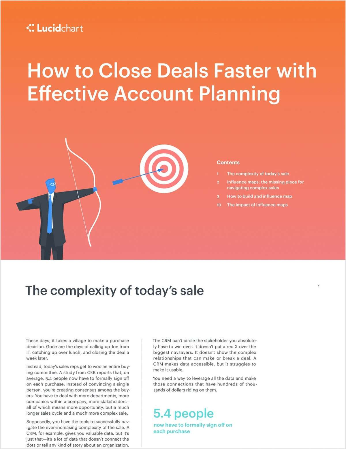 How to Close Deals Faster with Effective Account Planning