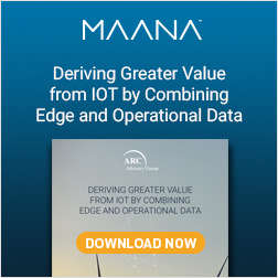 Deriving Greater Value from IoT by Combining Edge and Operational Data