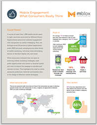 Free eGuide: Mobile Engagement: What Consumers Really Think