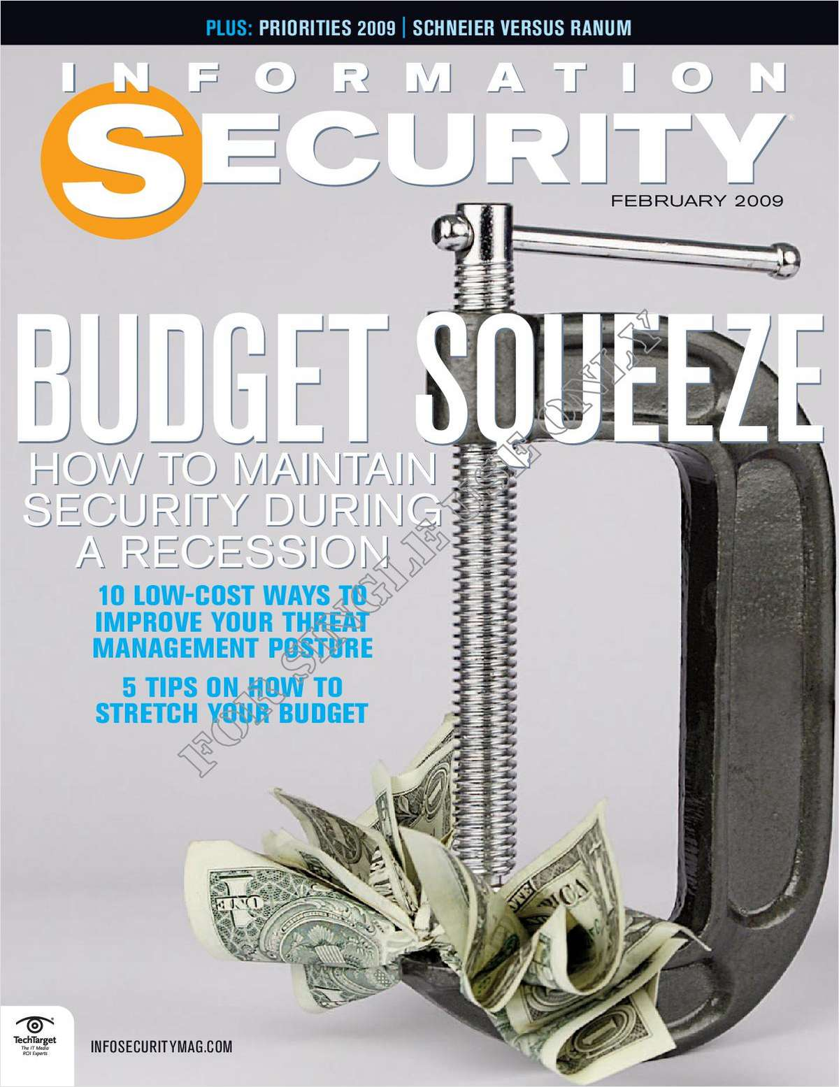 Budget Squeeze: How to Maintain Security During a Recession