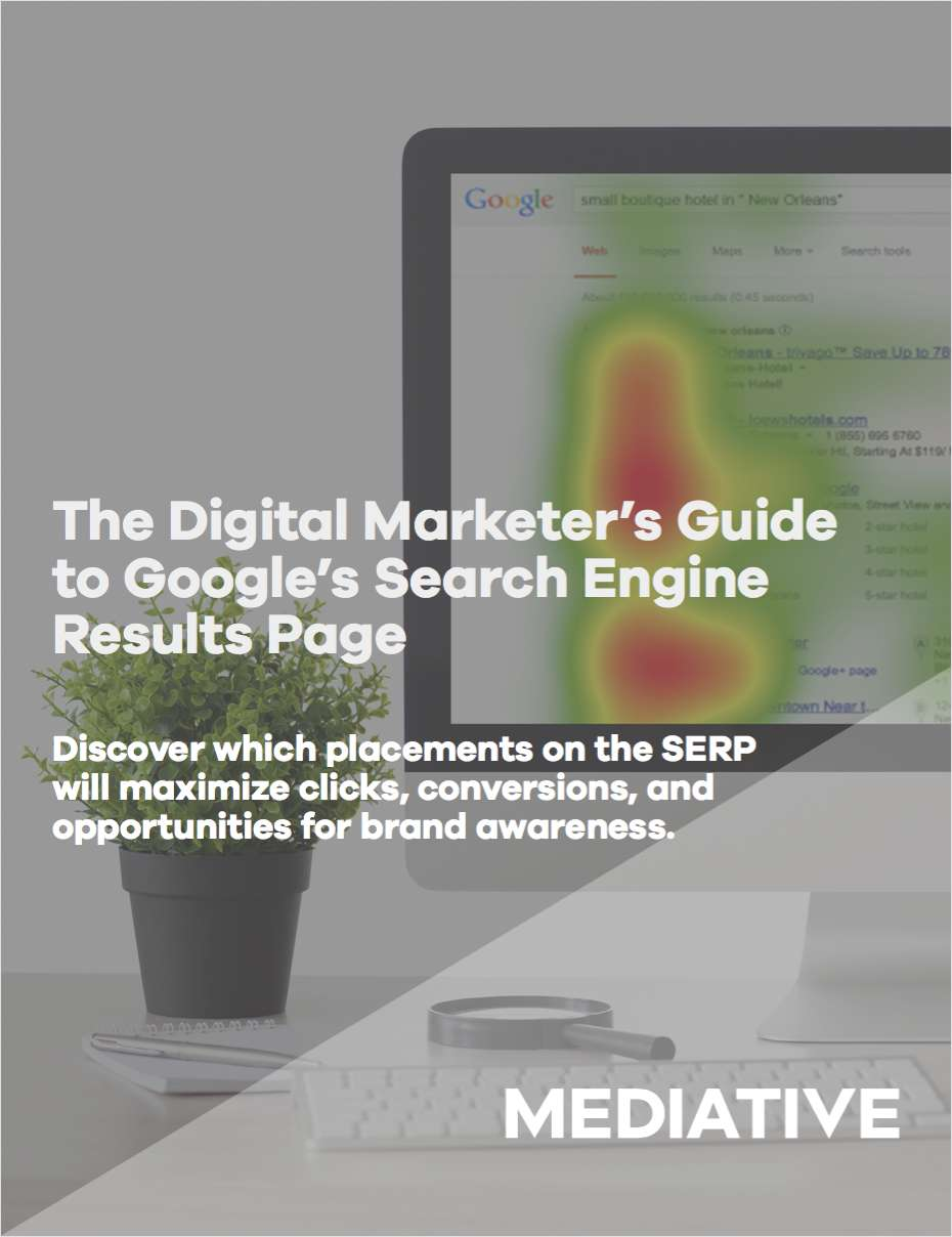 The Digital Marketer's Guide to Google's Search Engine Results Page