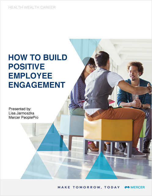 How to Build Positive Employee Engagement