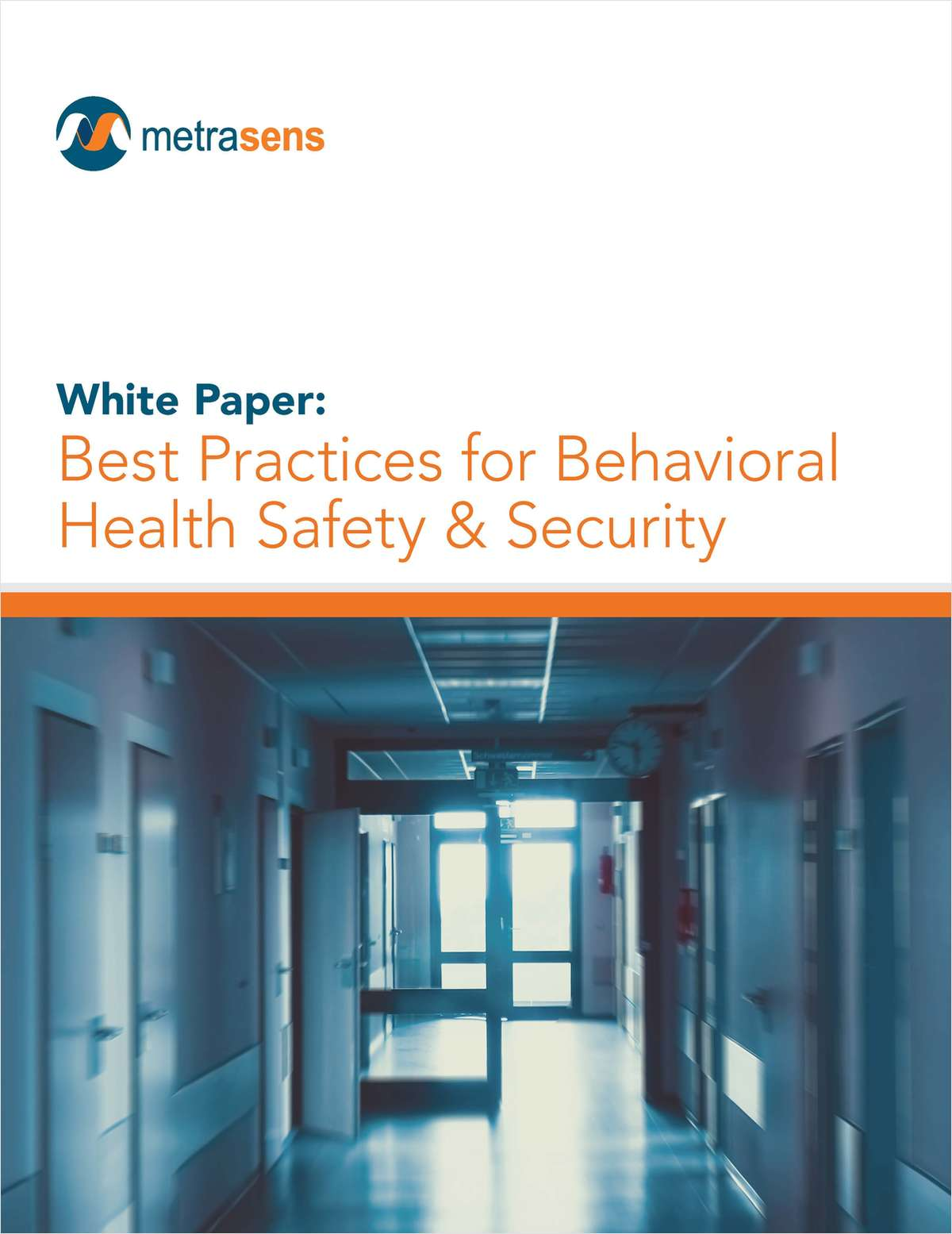 Best Practices for Behavioral Health Safety & Security