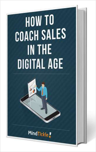 How to Coach Sales in the Digital Age
