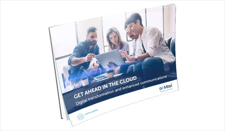 Your Cloud Future: Five Key Opportunities for Digital Transformation