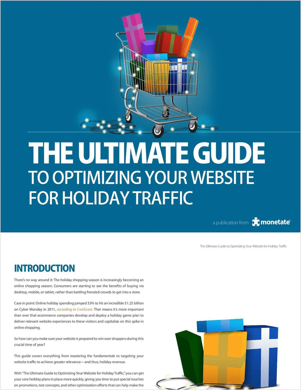 The Ultimate Guide to Optimizing Your Website for Holiday Traffic