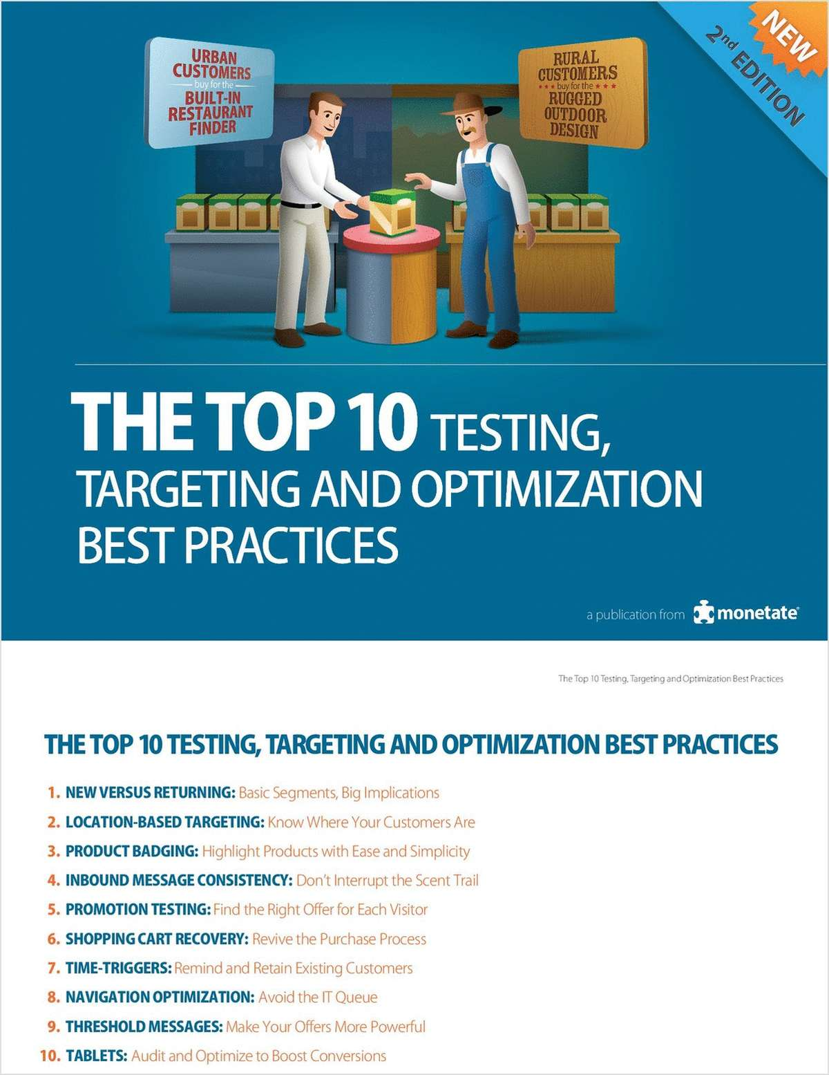 10 Best Practices For Website Testing, Targeting and Optimization