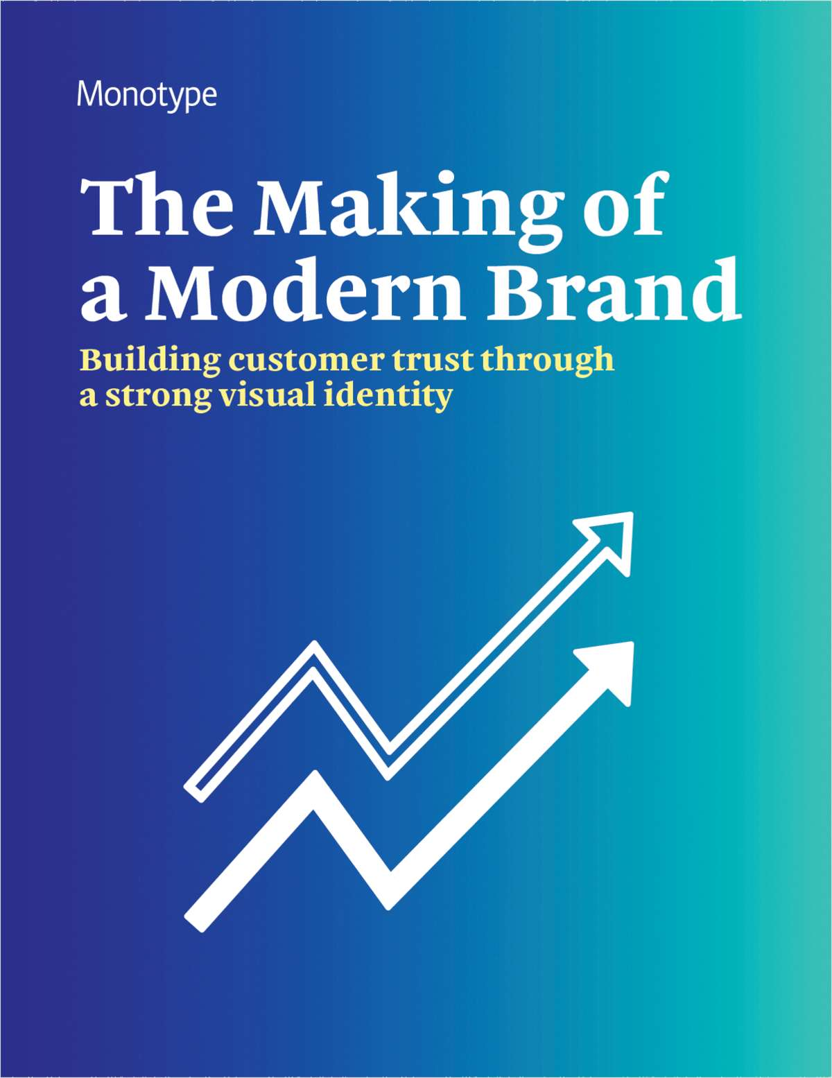 The Making of a Modern Brand: Building Customer Trust Through a Strong Visual Identity