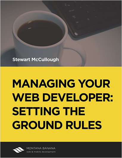 Managing Your Web Developer: Setting the Ground Rules