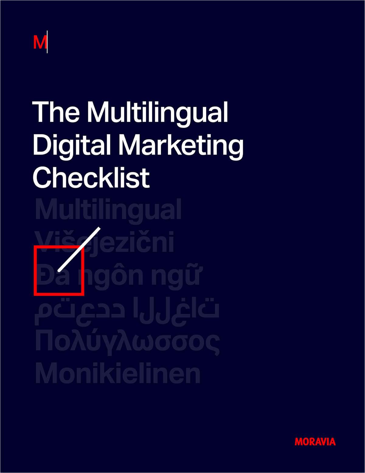 The Multilingual Digital Marketing Checklist