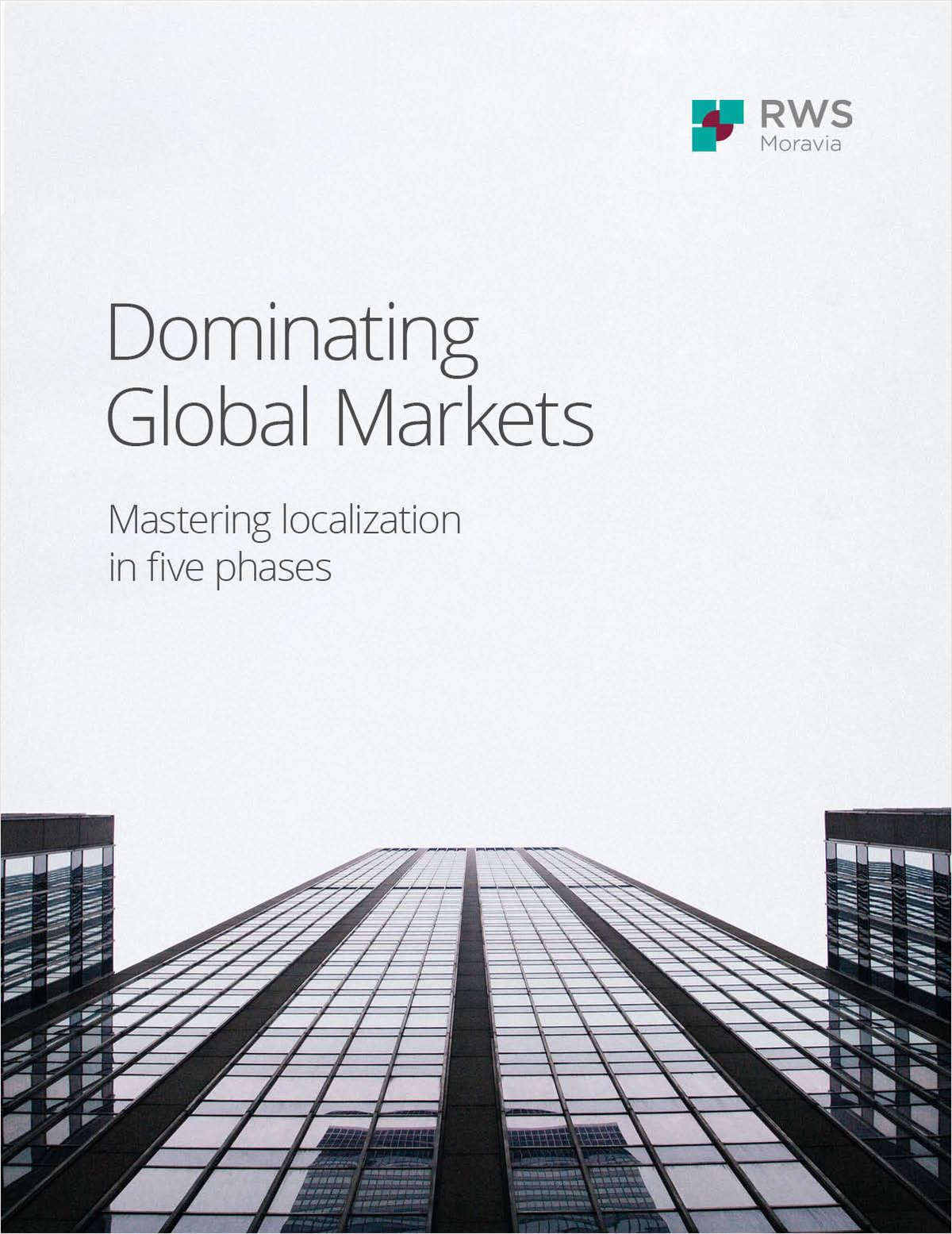 Reach more customers around the world