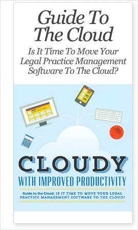 Guide To The Cloud For Legal Professionals