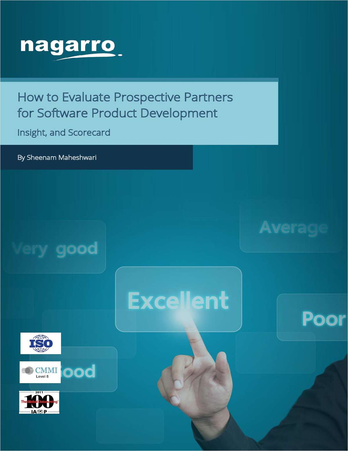How to Evaluate Prospective Outsourcing Partner for Software Product Development